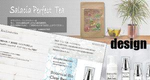 パッケージ、カタログデザイン