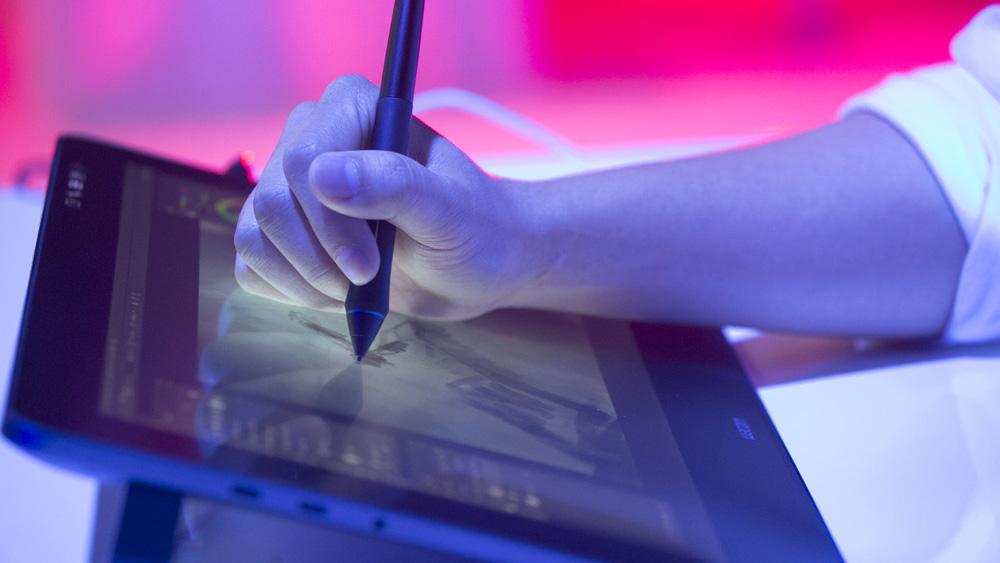競技型デジタルアート